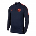 Sudadera entreno Barça Squad 18