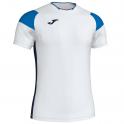 Camiseta Crew III Blanco/Azul/Marino
