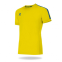 Camiseta Fútbol Global Turquesa/Verde