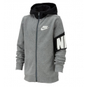 Sudadera NSW Core Amplify Gris