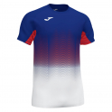 Camiseta Elite VII Royal-Blanco-Rojo