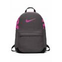 Mochila Nike Brasilia BKPK Gris/Rosa